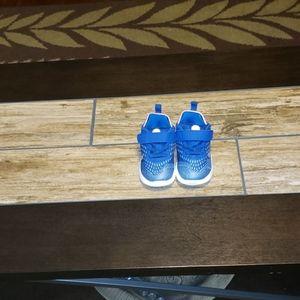 Toddler sneakers.